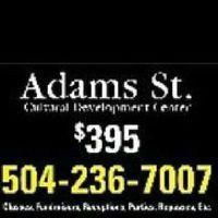 Adams Street Cultural Development and Event Center