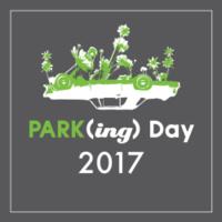 Park(ing) Day 9/20/17