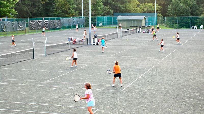 I Want Clay Tennis Courts At Dix Park